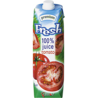 Натурален сок Fresh Premium Домат