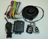 Автоалармена система SATURN II - vehicle security