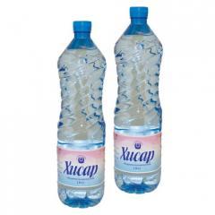 Минерална вода Хисар