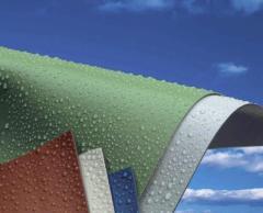 PVC покривни хидроизолационни мембрани - SIKA