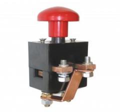 Прекъсвач тип EBCS с допълнителна контактна