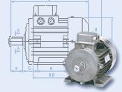 Трифазни Двускоростни Електродвигатели