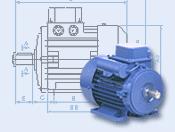 Electric motors single-phase