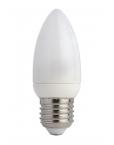 Eнергоспестяваща лампа тип свещ