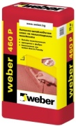 Лепилно-шпакловъчна смес  weber 460P
