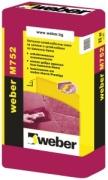 Лепилно-шпакловъчна смес weber M752