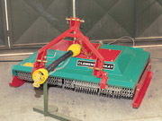 Машина за раздробяване на стъбла и клонки (сечка)