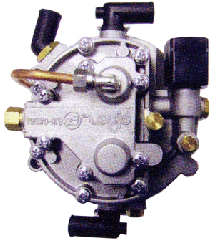 Редуктор M96 Turbo за метан (CNG)