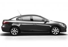 Автомобил Renault Fluence