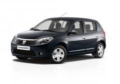 Автомобил Dacia Sandero