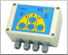 Контроллер, солнечный трекер STS - 316