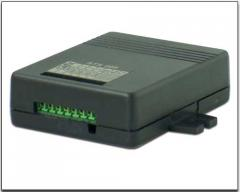 Sensors of continuous level measurement ultrasonic