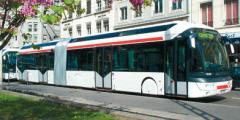 Трамвай Trolleybus Cristalis