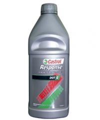 Синтетична спирачна течност Response DOT 4