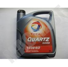 Моторно масло  Quartz 5000 15w40
