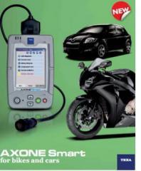 Универсален скенер за диагностика на автомобили и