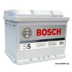 Акумулатор Bosch 52 Ah, 12 V
