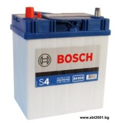 Акумулатор Bosch 40 Ah, 12 V, Asia - L+