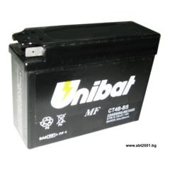 Мотоциклетен акумулатор CT4B-BS