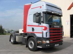 Влекач Scania 124, 470 k.c. EURO 3