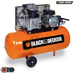 Компресор 100 литра 2HP Black&Decker CP100