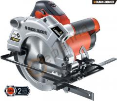 Ръчен циркуляр 1300W Black&Decker KS1400L