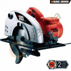 Ръчен циркуляр 1300W Black&Decker KS64