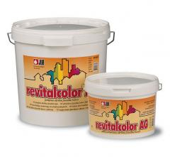 Микроармирана акрилна фасадна боя REVITALCOLOR AG