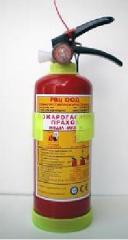 Прахов пожарогасител 1кг.-MFZ1 ЕА