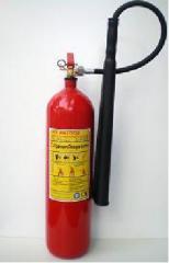 Пожарогасител СО2 МТ5
