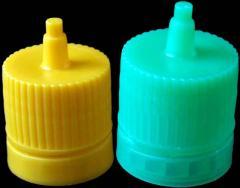 Пластмасови капачки