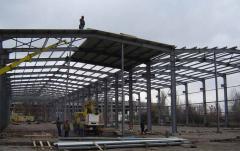 Проектиране на метални конструкции