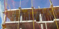 Строителни предпазни мрежи