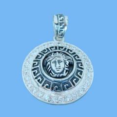 Медальони от сребро