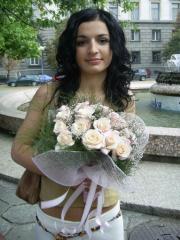 Bouquets for bride