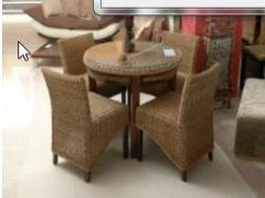 Ратанов комплект мебели Накула
