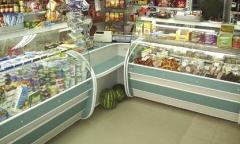 Хладилни витрини за хранителни магазини