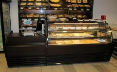 Хладилни витрини за сладкарници Фортуна
