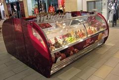 Хладилни витрини за сладолед