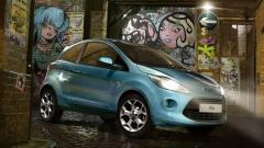Автомобил Ford Ка