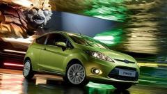 Автомобил Ford Fiesta