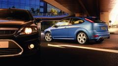 Автомобил Ford Focus