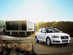 Автомобил Audi A3 Sportback