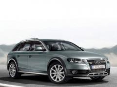 Автомобил Audi A4 allroad quattro