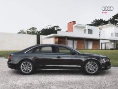 Автомобил Audi A8 L