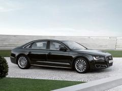 Автомобил Audi  A8 L W12