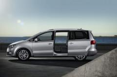 Автомобил Volkswagen Sharan