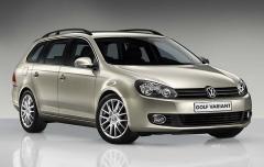 Автомобил Volkswagen Golf Variant