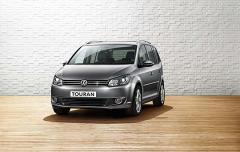 Автомобил Volkswagen Touran