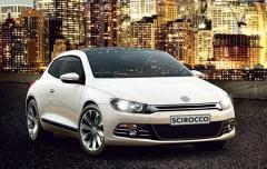 Автомобил Volkswagen Scirocco
